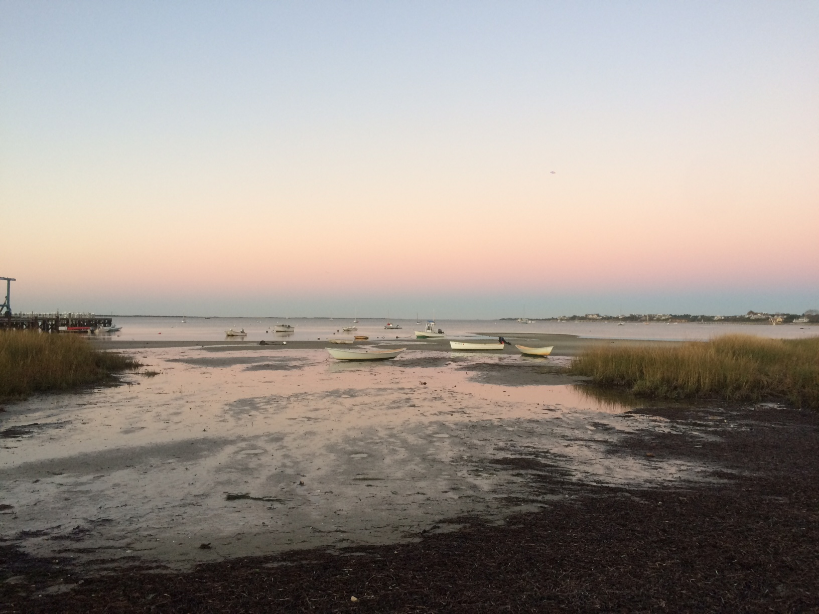 Oct 2017Harbor Sunset